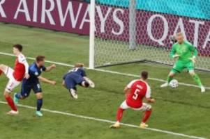 Fußball-EM: Dänemark verliert nach Schock um Eriksen gegen Finnland