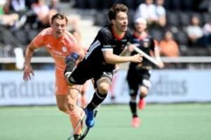 Hockey-Europameisterschaft: Hockey-Herren verlieren Finale gegen die Niederlande