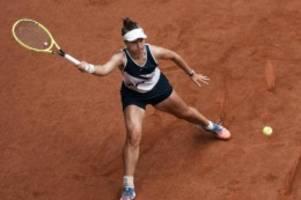 Tennis-Grand-Slam-Turnier: Tschechin Barbora Krejcikova gewinnt French Open in Paris
