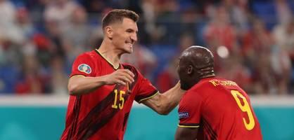 Belgien landet Pflichtsieg zum Auftakt gegen Russland