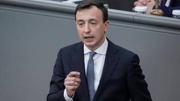 CDU-General wittert Antisemitismus bei Rede auf Grünen-Parteitag
