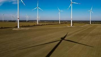 Energiewende: Schulze will zwei Prozent der Landesfläche für Windräder