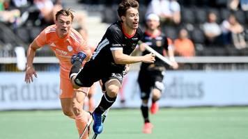 Europameisterschaft: Hockey-Herren verlieren EM-Finale gegen die Niederlande