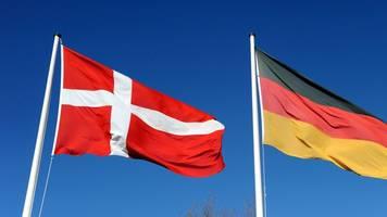 jahrestag: 100 jahre grenzziehung zwischen dänemark und deutschland