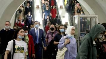Moskau meldet Rekordhoch bei Corona-Neuinfektionen