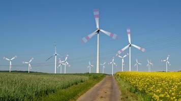 umweltministerin schulze will flächen für windenergie vergrößern