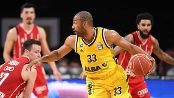 basketball-bundesliga: alba-comeback in finalserie gegen bayern - ein sieg fehlt