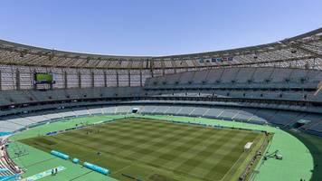 Teure Tickets - Stadion wohl nicht voll: Wenige Fans vor EM-Spiel in Baku