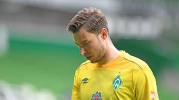 Tscheche verletzt: EM-Aus für Werder-Torhüter Pavlenka - Koubek nachnominiert