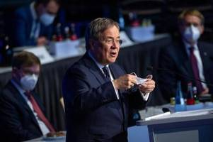Laschet will Deutschland als klimaneutrales Industrieland