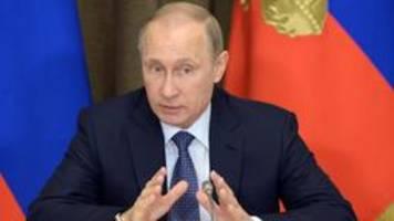 Vor Gipfeltreffen: Auszüge aus Putin-Interview veröffentlicht