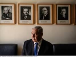 machtwechsel in israel: der staat war ich