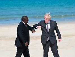 100 Milliarden Dollar jährlich: G7 plant Klimaschutz-Hilfe für ärmere Länder