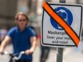 CSU-Politiker Dobrindt offen für Ende der Maskenpflicht im Freien