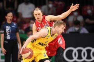 bundesliga: alba deutscher basketballmeister nach finalsieg über bayern