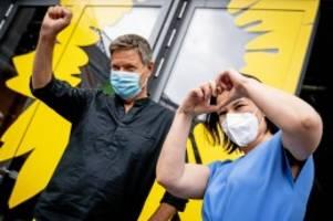 Bundestagswahl: Grünen-Parteitag: Baerbocks neue linke Volkspartei