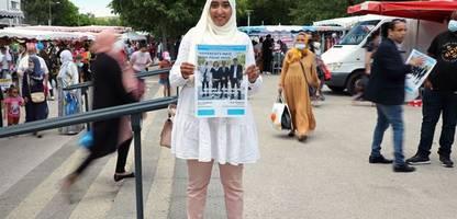 frankreich: streit um politikerin mit hijab