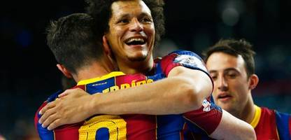 Handball: FC Barcelona gewinnt Champions League