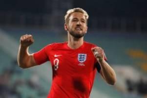 Fußball-EM 2021: EM 2021: England setzt auf Harry Kane und die jungen Wilden
