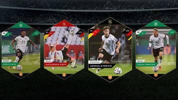 Fußball: NFTs sind die neuen Panini-Sammelbilder