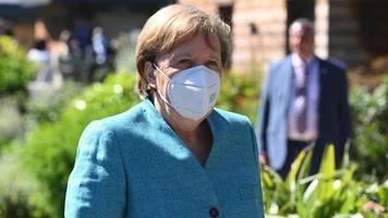 Corona-Pandemie – Merkel: G7 will ärmeren Ländern mit 2, 3 Milliarden Impfdosen helfen