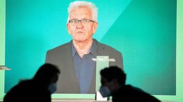 Kretschmann findet Angriffe auf Baerbock teilweise schäbig