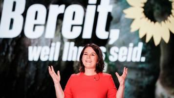 Parteitag: Grüne wenden sich außenpolitischem Profil zu