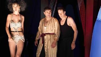 theater: frank castorf zertrümmert kästners fabian