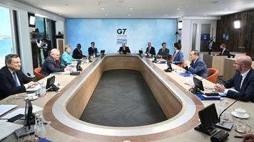 endspurt in cornwall: g7 streben härteren china-kurs an