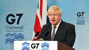 Endspurt in Cornwall: G7 unterstützt ärmere Länder mit einer Milliarde Impfdosen