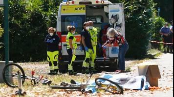 Nahe Rom: Mann erschießt Mann und zwei Kinder