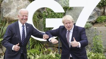 Kollektives Aufatmen nach der Ära Donald Trump