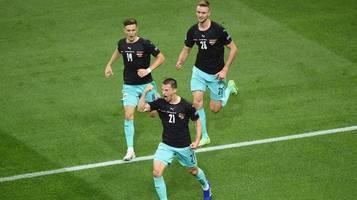 EM 2021: Österreich jubelt – Nordmazedonien verpasst ersten EM-Punkt