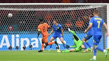 EM 2021: Oranje-Wahnsinn – Niederlande gewinnen Spektakel gegen Ukraine