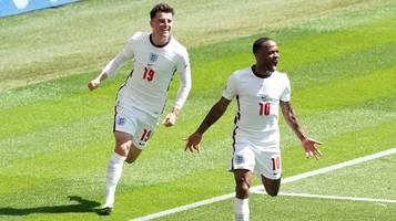 EM 2021 | Sterling schießt England zum Sieg – Kroatien schwach