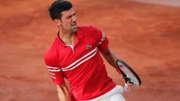 French Open: Djokovic gewinnt die French Open