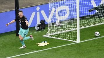 Fußball-EM - Tränen bei Joker Gregoritsch: Österreich feiert ersten Sieg