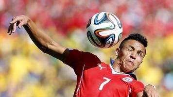 Südamerika-Meisterschaft: Chile-Star Sánchez verpasst Gruppenphase der Copa América