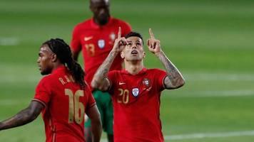Vor Auftakt gegen Ungarn: Portugals João Cancelo positiv auf Corona getestet