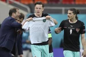 Tränen bei Michael Gregoritsch: Österreich feiert ersten EM-Sieg