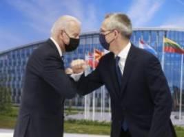 Militärbündnis: Nato bereitet sich auf stärkere Auseinandersetzung mit China vor
