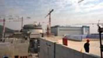 Taishan: Französischer Atomkonzern prüft möglichen Vorfall in Akw in China