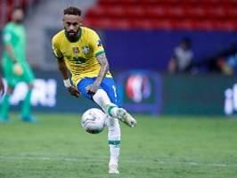 Corona-Sorgen bei Messi: Neymar geht bei Copa-Start auf Rekordjagd