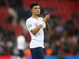 England jubelt ohne den BVB-Star: Das Risiko ohne Sancho wird belohnt