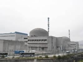 Möglicher Nuklearunfall in China: Konzern ermittelt nach Bericht über Akw-Leck