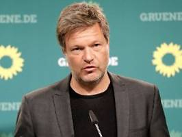 Nach Kritik an Grünen-Programm: Habeck bekräftigt Pläne für Reichensteuer