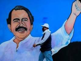 Ortega bereitet Wiederwahl vor: Oppositionelle in Nicaragua verhaftet
