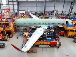 Konkurrenz um Weltmarktstellung: Obermann: Airbus droht Gefahr aus China