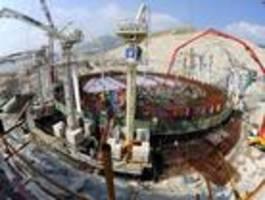 """Atomkonzern EDF sieht keine Gefahr eines """"Unfalls mit Kernschmelze"""" in China"""