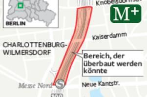 Verkehr: Deckelung der A100 kostet 470 Millionen Euro